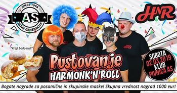 Pustovanje Harmonk'n'roll