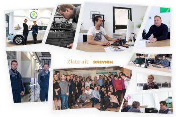 Pan-Jan med najboljšimi zaposlovalci v Sloveniji!