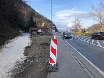 Pešpot na Polulah bo obnovljena do začetka aprila