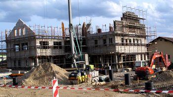 Izgradnja Zdravstvenega doma v Cerkljah lepo napreduje