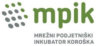 MPIK Delavnica z razpisom P2 do 54.000 € za zagon start-upa