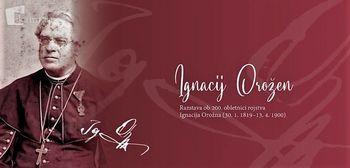 Predavanje in ogled razstave o Ignaciju Orožnu Natisnite: Natisni
