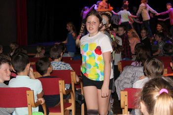 V Mokronogu so gostili mlade gledališčnike