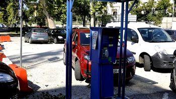 Obnova parkomatov