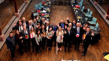 8. konferenca županov v Bühlu