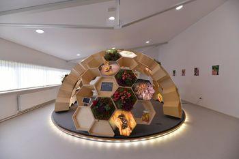 V mirnopeškem muzeju nova atrakcija - paviljon Čebelji svet