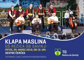 Koncert Klape Maslina