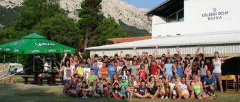 Letovanje za osnovnošolske otroke v Baški na Krku