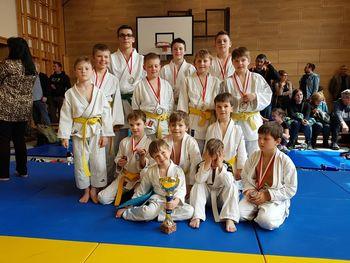 Uspešen judo vikend v Avstriji in Ljubljani za jeseničane