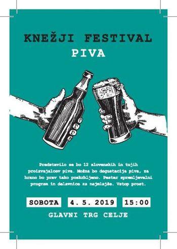 Knežji festival piva 2019