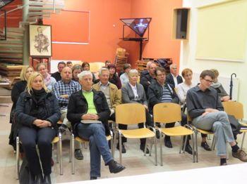 Srečanje in posvet turističnih deležnikov Občine Lenart