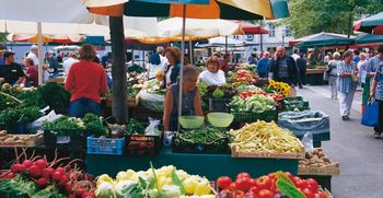 Ogledu ljubljanske tržnice z zajtrkom nagrada za inovativnost