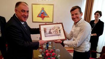 V Prijedoru promocija novomeškega polmaratona