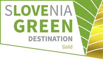Laško osvojilo znak SLOVENIA GREEN GOLD