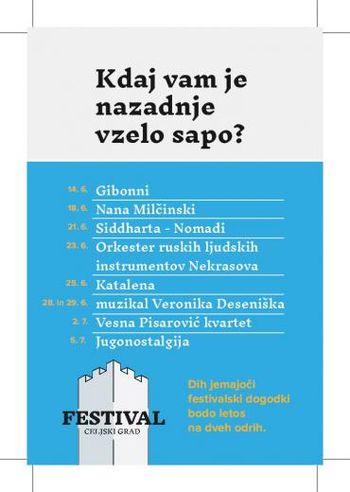 Festival Celjski grad 2019