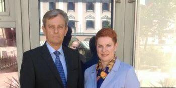 Avstrijska veleposlanica obiskala Dolenjske Toplice