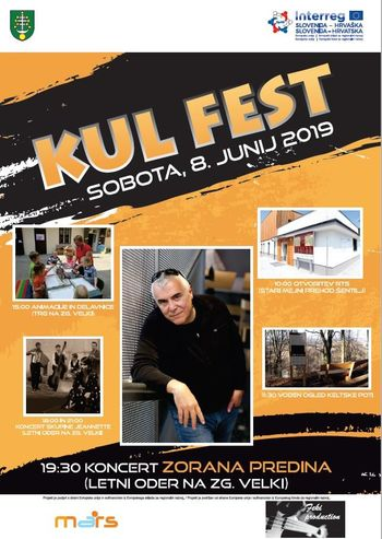 FESTIVAL KUL FEST 2019 V OBČINI ŠENTILJ