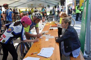 21. Kolesarski maraton treh občin: GROSUPLJE, IVANČNA GORICA IN DOBREPOLJE
