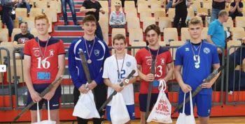 Pionirji Žužemberka državni prvaki v odbojki