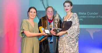 Izjemen uspeh naše štipendistke Mete Cunder v Londonu