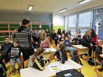 Učitelji in učenci na sedmih celjskih šolah so postali energetski skrbniki