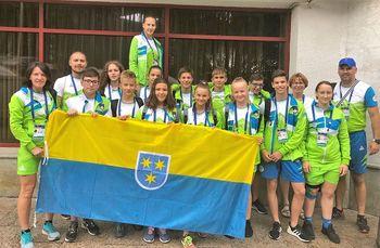 Na 53. mednarodnih igrah šolarjev tudi mladi celjski športnikov