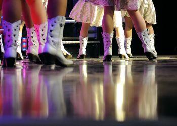 MCM vabi na plesno delavnico: Kavbojski ples!