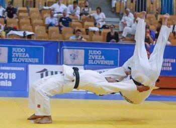 Luka Plaznik ubranil naslov državnega prvaka v judu