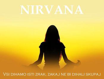 Druženje z Nirvano v Žireh