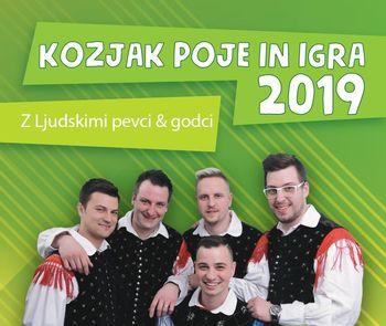 Kozjak poje in igra 2019