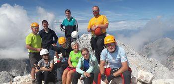Poročilo: Razor 2.601 m in Bovški Gamsovec 2.392 m
