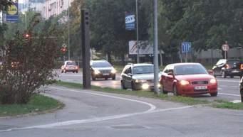Merjenje hitrosti v septembru zlasti v območju šol in na šolskih poteh