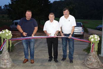 Slovesna otvoritev Športno-rekreacijskega parka Zavrh