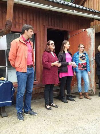 Komuna Skupnost Žarek odprla vrata obiskovalcem