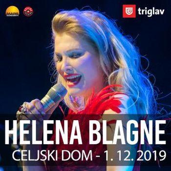 Koncert Helene Blagne: Helena intimno