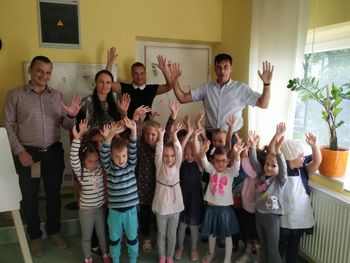 Nova razdelilna kuhinja za 120 otrok