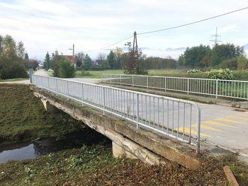 Na Cesti v Lokrovec bomo zgradili nov most čez Koprivnico