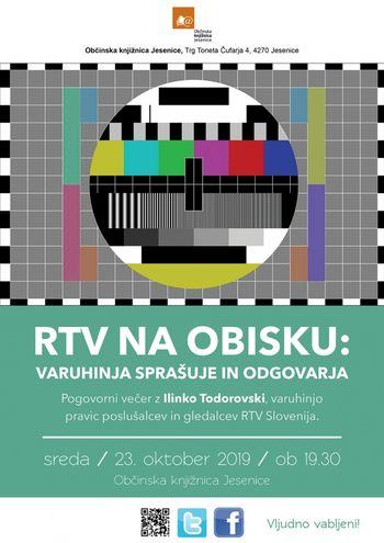 RTV na obisku: varuhinja sprašuje in odgovarja