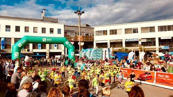 Novomeški 1/2 maraton znova navdušil