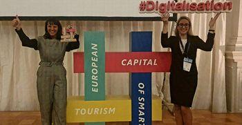 Ljubljana, evropska zmagovalka pametnih rešitev v turizmu