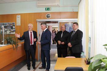 Minister Rudi Medved ob odprtju prenovljenih prostorov UE Lenart izpostavil dobro sodelovanje med občino in državo (tudi UE)