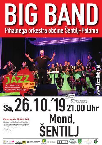 BIG BAND Pihalnega orkestra občine Šentilj-Paloma
