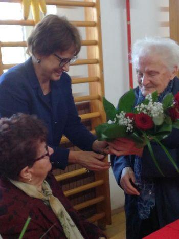 Prijetno druženje starejših v Šmartnem
