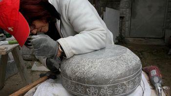 Razstava skulptur: Ljubezen, večna kot kamen