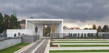 Odprli smo razširjeno pokopališče Polje