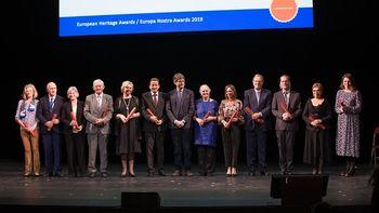 Celje prejelo najprestižnejšo nagrado na področju konservatorstva v Evropi