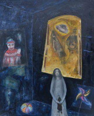 Otvoritev razstave Milana Razborška