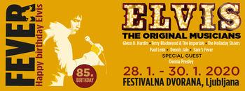 Razstava - Elvis Exhibition: 28.1.2020 - 30.1.2020