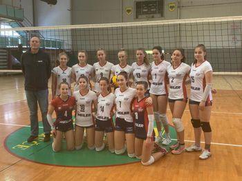 Mladinke v 1/4 finalu državnega prvenstva