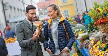 Nagrajeno novo turistično doživetje v Ljubljani Dobimo se na plac